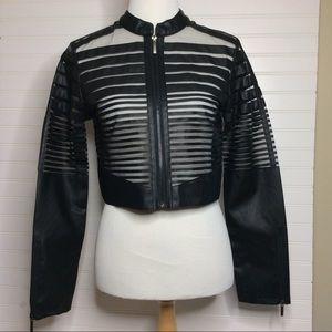 YOKI JACKET outerwear collection black medium
